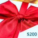 200 Lobsters New England Gift Certificate