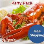 Party Pack (for 6)