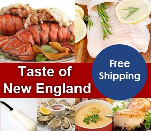 Taste of New England (with Lobster Bisque)