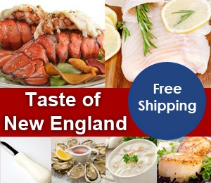 Taste of New England (with New England Clam Chowder)