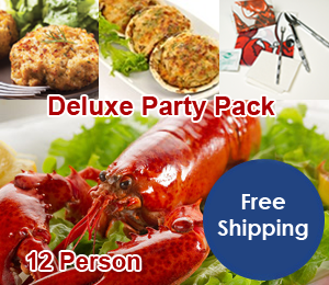 Deluxe Party Pack (12 Person)